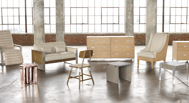 Stacy Garcia Foundry Collection for Bernhardt Hospitality